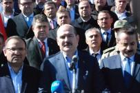 Bakan Soylu Açıklaması 'Saldırgan Etkisiz Hale Getirildi