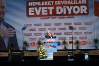 ASKERİ YARGI - Başbakan Yıldırım Açıklaması  'Millet Kime Yetkiyi Verirse Hesabı Ona Soracak'