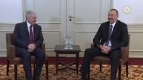 Başbakan Yıldırım, Aliyev'le Görüştü
