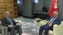 Başbakan Yıldırım, Avramopulos'u Kabul Etti
