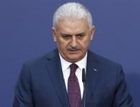 TERÖR SALDIRISI - Başbakan Yıldırım: Terör örgütleri helak olacak