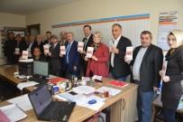 ŞAHIT - Başkan Baran, Referandum Çalışmalarını İnceledi