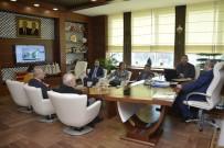 KÖRFEZ - Başkan Baran, Sarnıç Han Projesini İnceledi