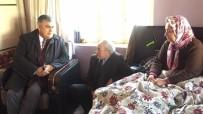 PEYGAMBER - Başkan Özgüven'den Engelli Ve Yardıma Muhtaçlara Ziyaret