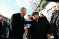 OSMAN ZOLAN - Başkan Zolan, Çivril'de İncelemelerde Bulundu