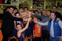 ÖĞRETMEN - Basketbol'da Namağlup Şampiyon GKV