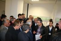 TERÖR SALDIRISI - Belediye Başkanı Demirkol, Viranşehir'de Yaralıları Ziyaret Etti