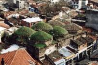 CAMİİ - Bergama'da Tarihi Bir Yapı Daha Gün Yüzüne Çıkıyor