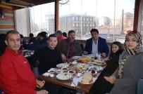 Bilecikspor Maç Sabahı Kahvaltı İle Moral Topladı