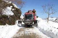 Böbrek Hastası Kar Ambulansıyla Kurtarıldı