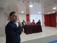 KARAKURT - Borsa İstanbul Anadolu Lisesinde Kariyer Günleri Etkinliği