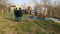 Bursa'da Tarlada Korkunç İnfaz
