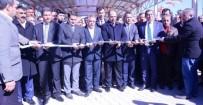 AHMET KARATEPE - Ceylanpınar'da Semt Pazarı Ve Spor Kompleksi Törenle Açıldı