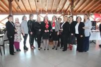 KARABIGA - CHP'li Kadınlar Dayanışma Yemeğinde Buluştu