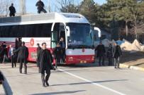 AÇILIŞ TÖRENİ - Cumhurbaşkanı Erdoğan Elazığ'dan Ayrıldı