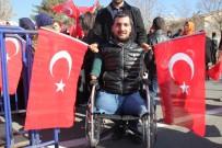 GÜZERGAH - Cumhurbaşkanı Erdoğan Sevgisi Engel Tanımadı