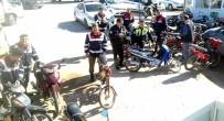 KARGıPıNARı - Erdemli'de Motosikletlere Denetim