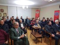 MEHMET TOPAL - Eskişehir'de 'Osmanlı'nın Günümüze Mesajı' Konferansı