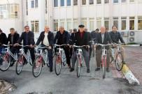 SAĞLIKLI BESLENME - Finike'li Muhtarlara Bisiklet