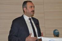 ÇİFT BAŞLILIK - Gaziantep'te 'Yeni Anayasa Ve Başkanlık Sistemi' Paneli