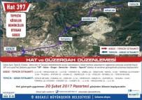 Gebze'de Otobüs Güzergahlarında Düzenleme Yapıldı