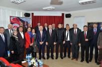 ESNAF VE SANATKARLAR ODALARı BIRLIĞI - Gümüşhane'de İstihdam Seferberliği Toplantısı Düzenlendi