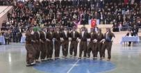 Hakkari'de Halk Oyunları Heyecanı