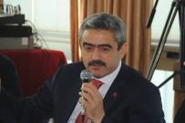 MEHMET ÖZHASEKI - Haluk Alıcık, Gazetecilerin Sorularını Yanıtladı