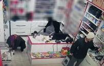HEDİYELİK EŞYA - Hırsızlık Yaptığı Dükkanda Oturup Çay İçti