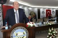 KOOPERATIF - İzmir Esnaf Ve Sanatkarlar Kredi Ve Kefalet Kooperatifleri Birliği'nin,  46.  Olağan Genel Kurulu Yapıldı