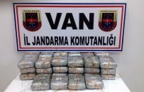 Jandarma 47 Kilo Eroin Ele Geçirdi