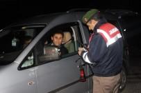 Jandarmanın Huzur Operasyonunda 9 Kişi Yakalandı