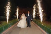 ÖZDEMİR ÇAKACAK - Kalkınma Bakanı Lütfi Elvan, Silifke'de Nikah Şahidi Oldu