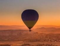 Kapadokya'da balon sert iniş yaptı: 1 ölü