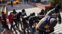 UYUŞTURUCUYLA MÜCADELE - Karabük'te Uyuşturucu Operasyonunda 5 Tutuklama