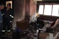 Karabük'te Yangın Paniği