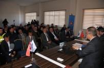 ERTUĞRUL ÇALIŞKAN - Karaman'da İstihdam Seferberliği Toplantıları Devam Ediyor