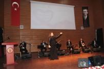 TÜRK HALK MÜZİĞİ - Keçiören'de Sevgililer Günü Konseri