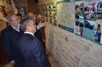 YıLDıZ TEKNIK ÜNIVERSITESI - Kuşadası'nın Restorasyon Projeleri Sergileniyor