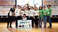 LEGO - Lapseki Plevne Ortaokulu Ödülle Döndü