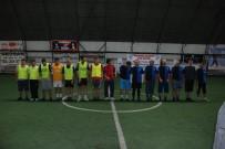 MEMDUH BÜYÜKKıLıÇ - Melikgazi Belediyesinde Kurum İçi Dayanışma Dostluk Futbol Turnuvası Düzenlendi