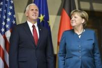 ANGELA MERKEL - Merkel Açıklaması İslam Terörizmin Kaynağı Değildir