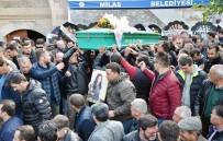 CENAZE NAMAZI - Milas'ta Hanife Cemre Gözyaşlarıyla Sonsuzluğa Uğurlandı