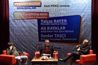 Muratpaşa'da 'Popüler Kültür Konuşmaları'