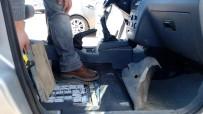 Nusaybin'de 2 Bin 970 Paket Kaçak Sigara Ele Geçirildi
