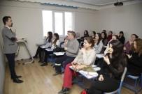 İŞARET DİLİ - Odunpazarı'nda İşaret Dili Kursları Devam Ediyor