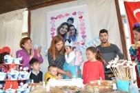 FATIH ÜRKMEZER - Ortaca'da Şehit Kızı Melek Naz'a Doğum Günü