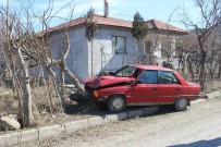 ELEKTRİKLİ BİSİKLET - Osmancık'ta Trafik Kazası Açıklaması 1 Yaralı