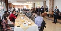 KAYALı - Rektör Gür'den Suriyeli Öğrencilere 'Vatan' Nasihati