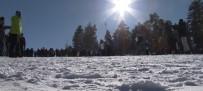 Sarıkamış Kış Festivali Renkli Görüntülere Sahne Oluyor